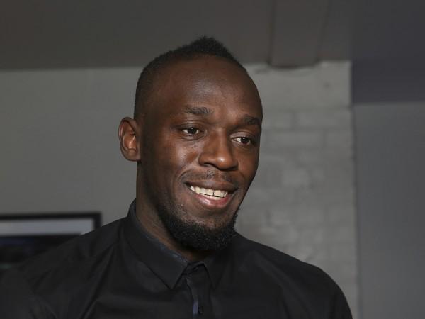 Jamajský atlét Usain Bolt