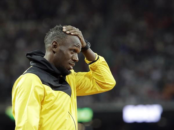 Jamajský šprintér Usain Bolt