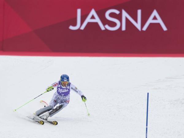 Slovenka Veronika Velez-Zuzulová v marci 2016 obsadila tretie miesto v slalome žien Svetového pohára v alpskom lyžovaní v Jasnej