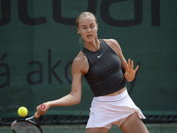 Slovenská tenistka Viktória Kužmová