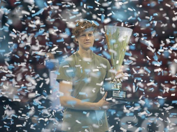 Jannik Sinner sa v Sofii stal najmladším víťazom turnaja ATP od roku 2008