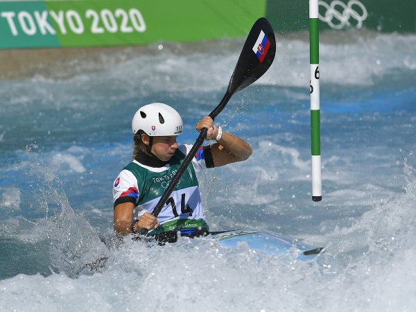 Slovenská reprezentantka vo vodnom slalome Eliška Mintálová