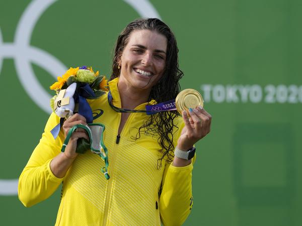 Austrálska vodná slalomárka Jessica Foxová