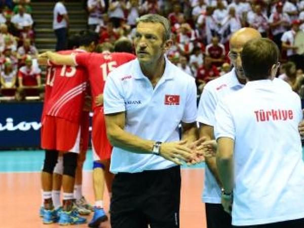Emanuele Zanini sa už ako tréner Turecka postaví proti slovenským volejbalistom