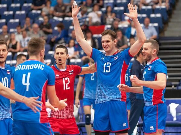 Slovenskí volejbalisti zdolali Čínu