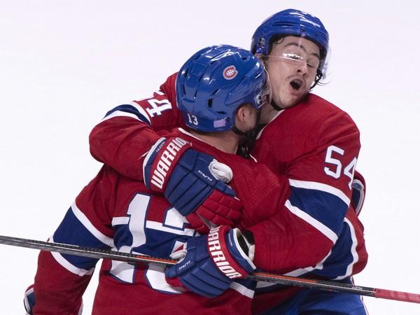 Montreal sa tešil v noci z víťazstva nad úradujúcimi šampiónmi z Washingtonu
