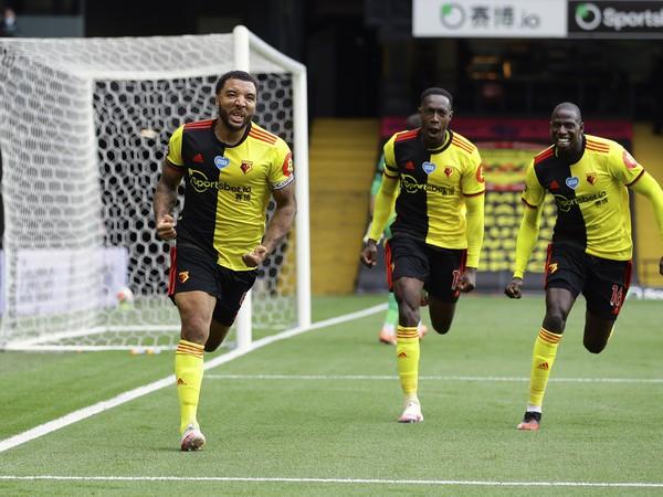 Radosť hráčov Watfordu