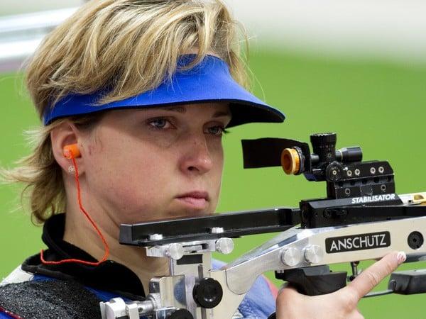 Slovenská zdravotne postihnutá športová strelkyňa, Veronika Vadovičová