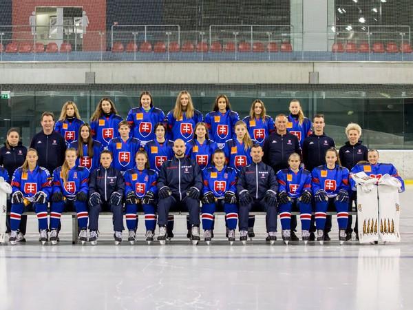 Slovenská hokejová reprezentácia žien do 18 rokov