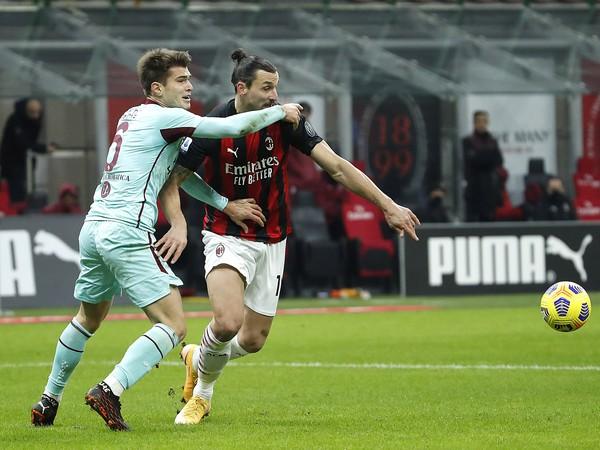 Zlatan Ibrahimovič a Jacopo Segre