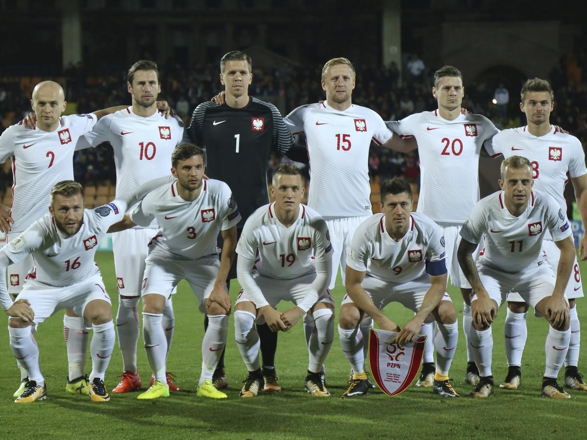 ef3fe078416d9 Poľsko na MS vo futbale 2018 - súpiska, program, výsledky, štatistiky a  ďalšie