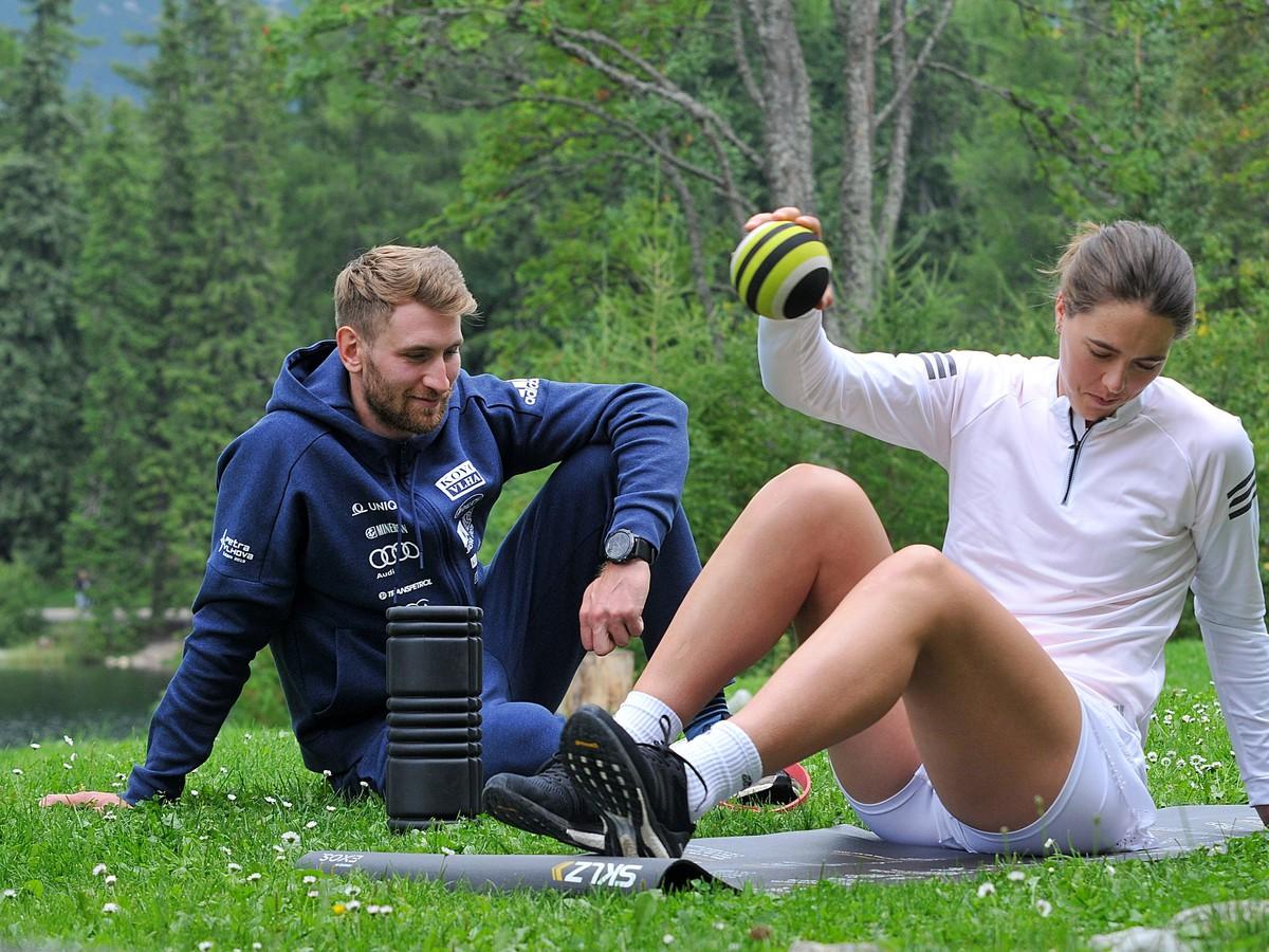 Petra Vlhová a jej