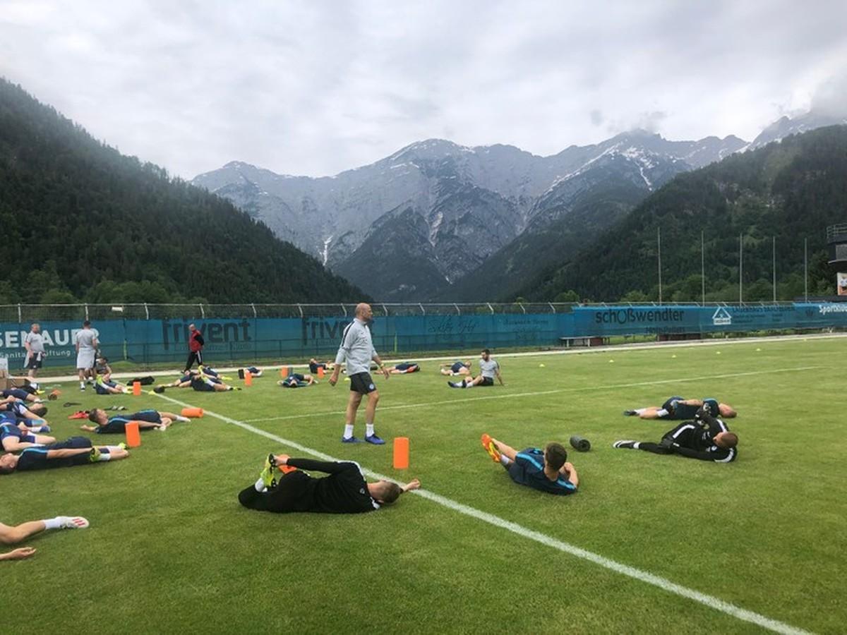 Adrián Guľa šéfuje tréningu
