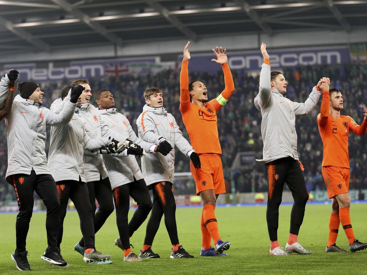 Futbalistom Holandska sa konečne