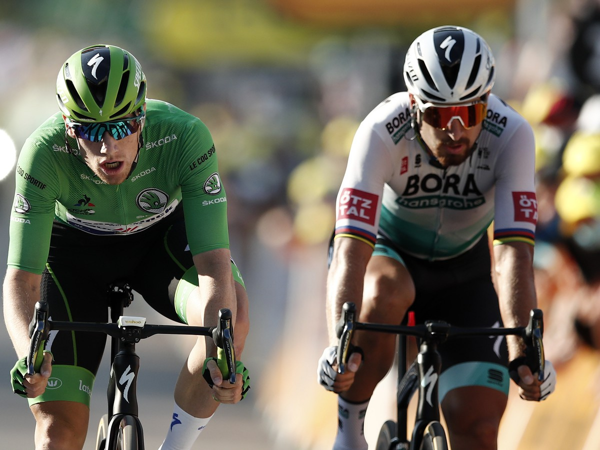 Peter Sagan a Sam