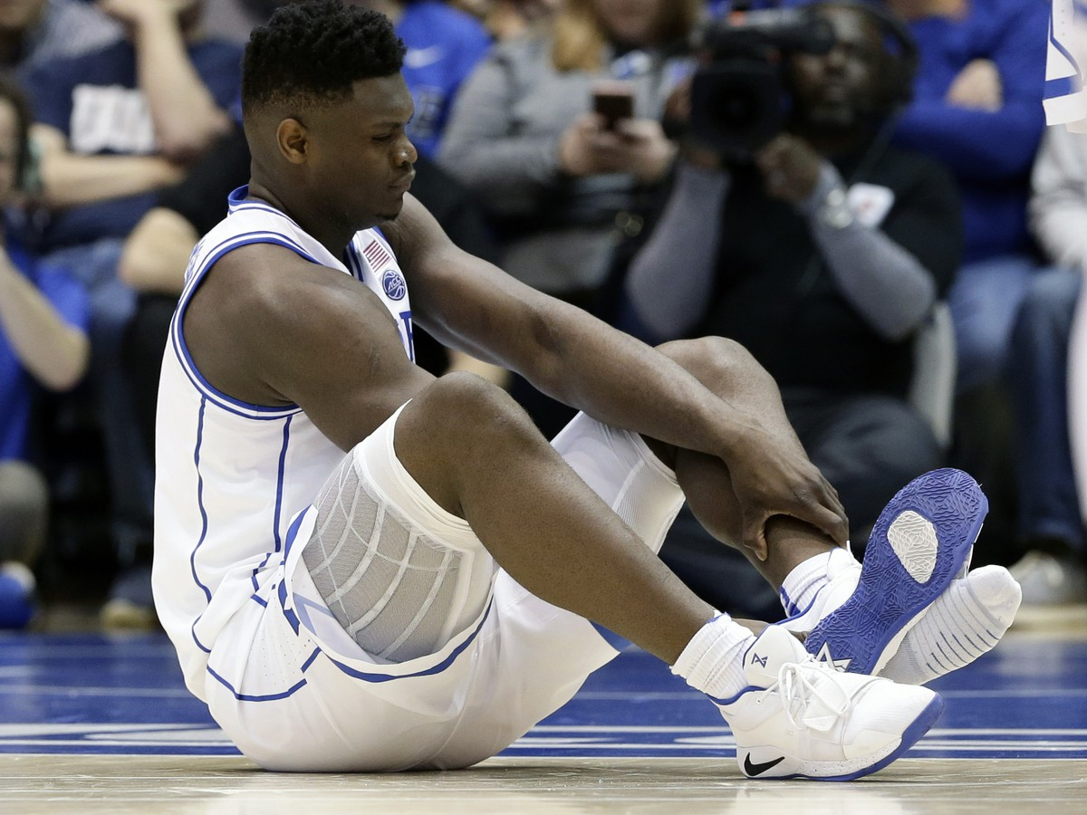 Zion Williamson na univerzite