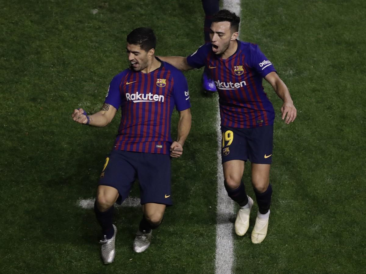 ec9c4747200bd VIDEO Dvojgólový hrdina Barcelony Suárez po vydretom triumfe: Bol to ...
