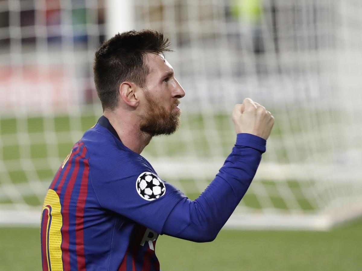 e6a6a9eb83 Neskutočný Messi v superšlágri dostal Liverpool do kolien  VIDEO ...