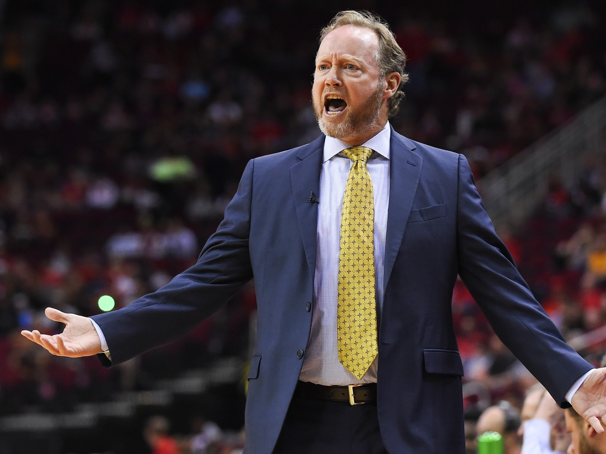 Mike Budenholzer, kouč Milwaukee