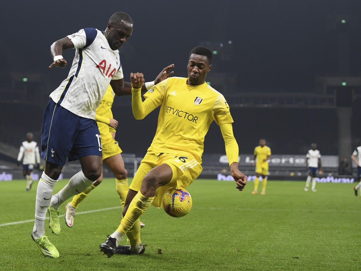 Moussa Sissoko a Tosin