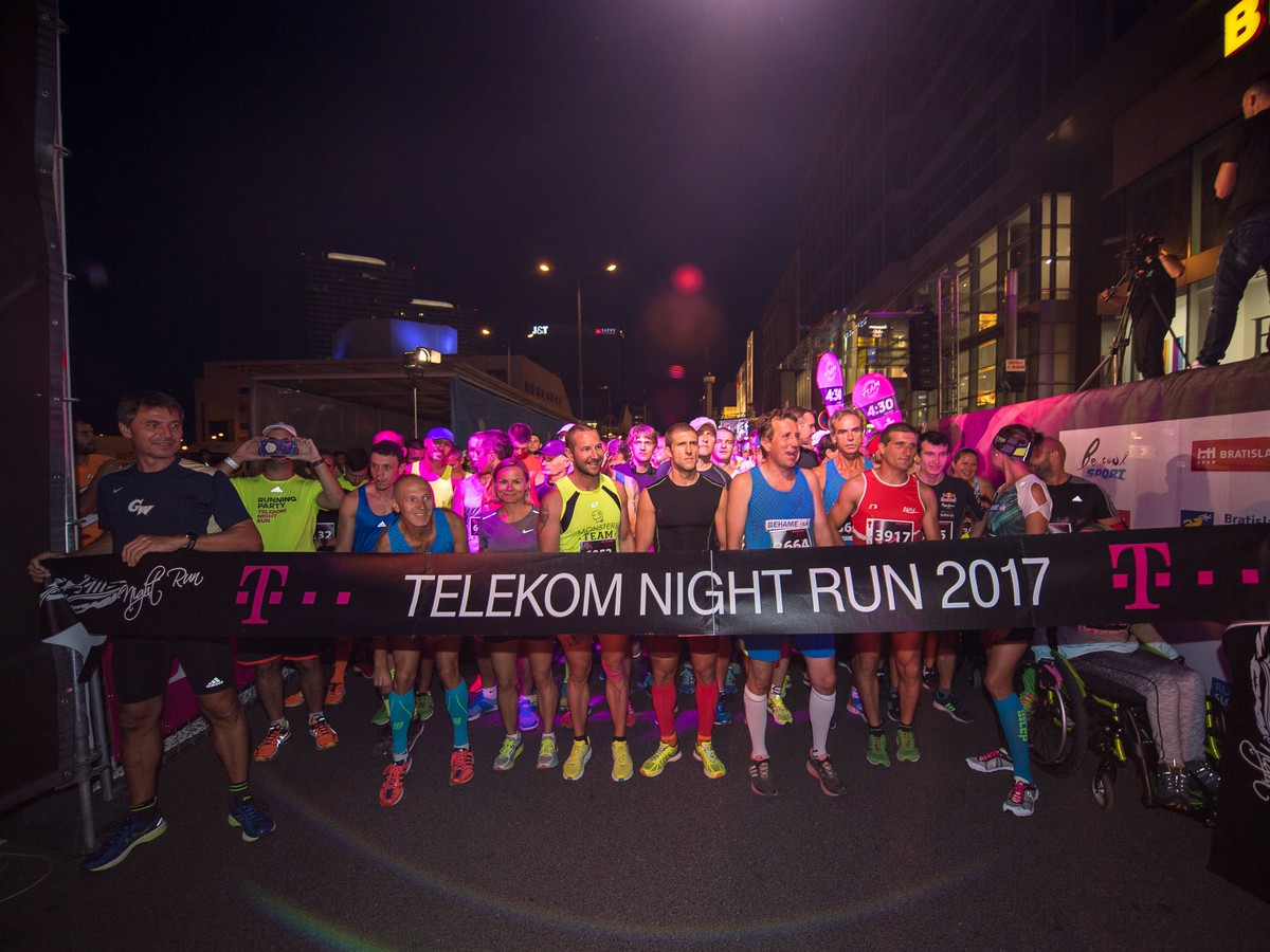 Telekom Night Run 2017