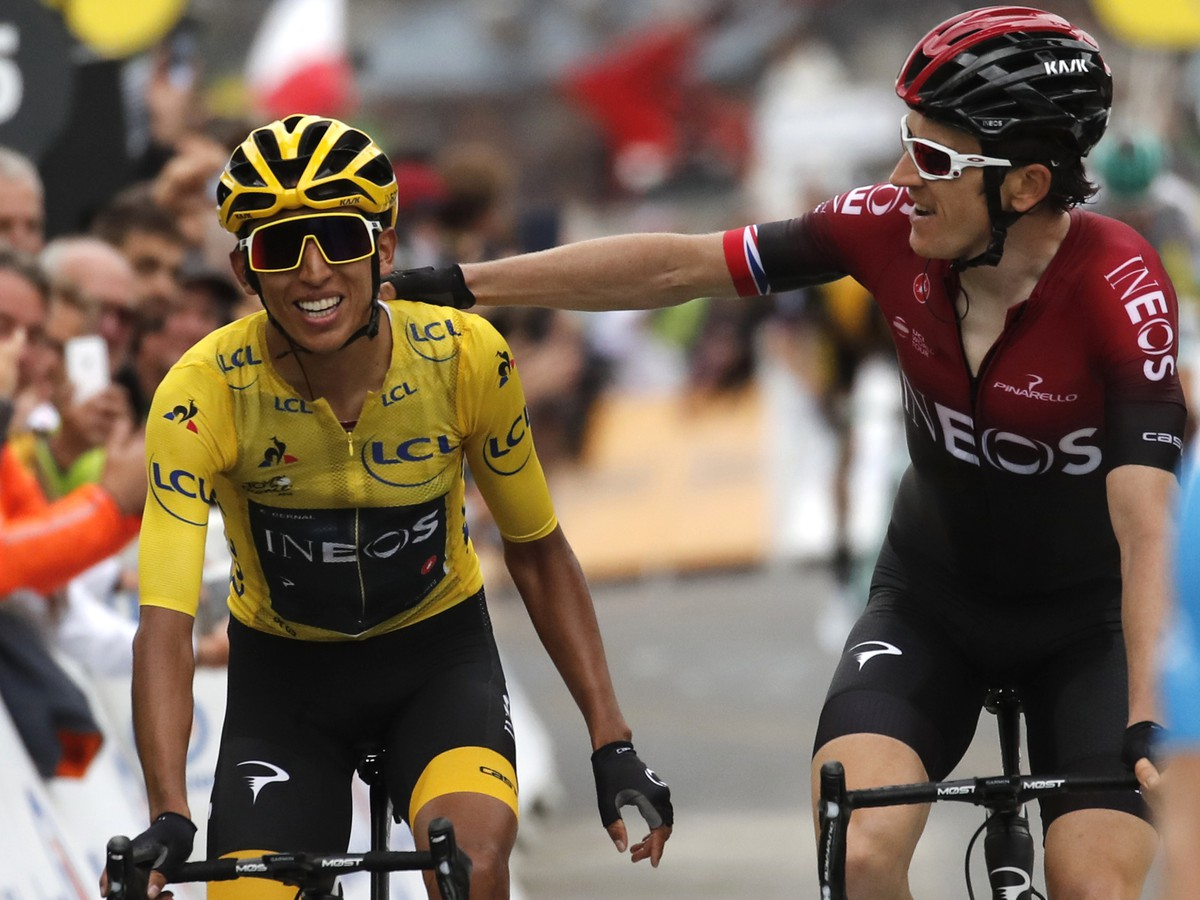 Egan Bernal je víťazom Tour de France 2019
