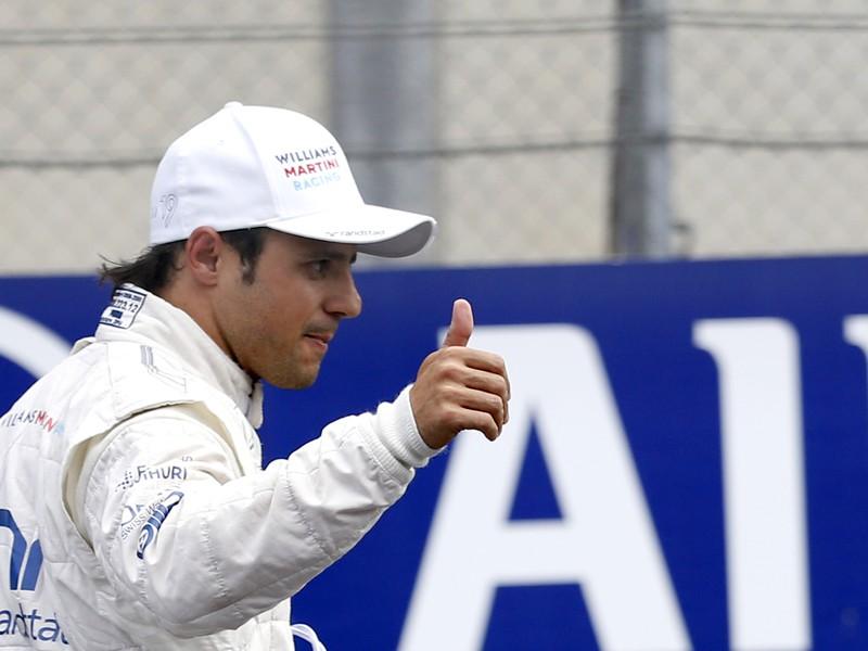 Felipe Massa si vybojoval pole position