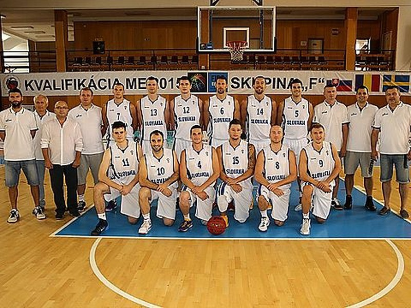 Slovenskí basketbalisti definitívne stratili postupové nádeje na ME