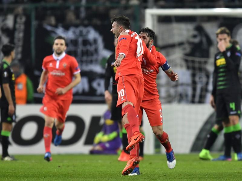 Federico Bernardeschi oslavuje gól