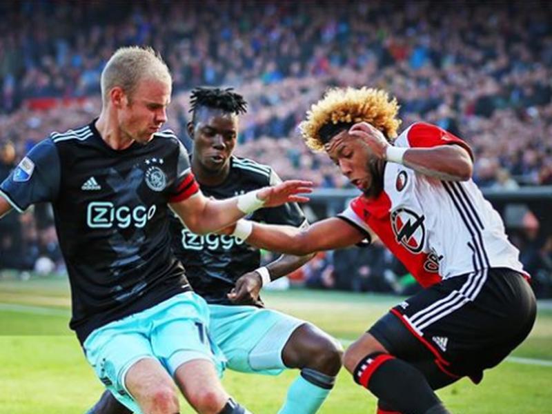 Veľké holandské derby prinieslo remízu