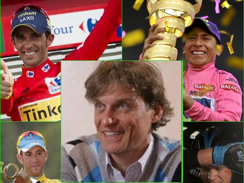 Výzva od miliardára Olega Tiňkova pre Contadora, Frooma, Quintanu a Nibaliho