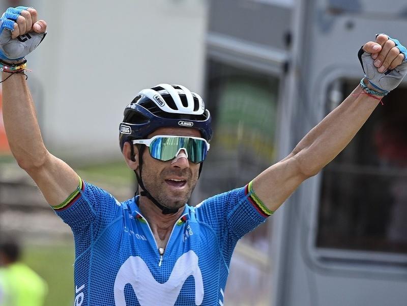 Víťazom 6. etapy Critérium du Dauphiné Španiel Valverde