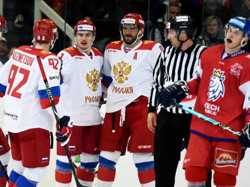 Rusi výhrou nad Českom potvrdili celkové prvenstvo