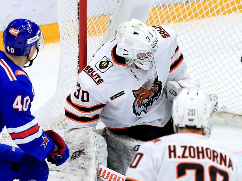 Amur Chabarovsk možno v budúcej sezóne nebude hrať v KHL