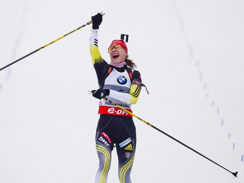 Anastázia Kuzminová sa teší z ďalšieho víťazstva v sezóne