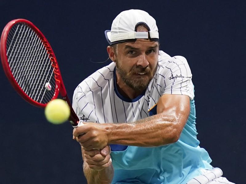 Slovenský tenista Andrej Martin