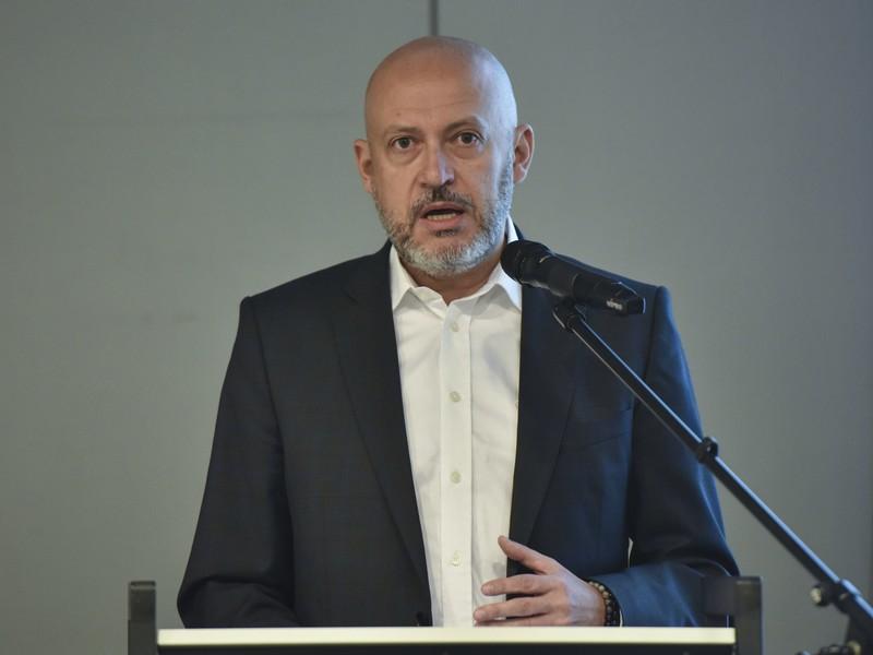 Prezident Slovenského olympijského a športového výboru Anton Siekel