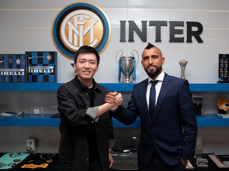 Arturo Vidal sa upísal Interu Miláno