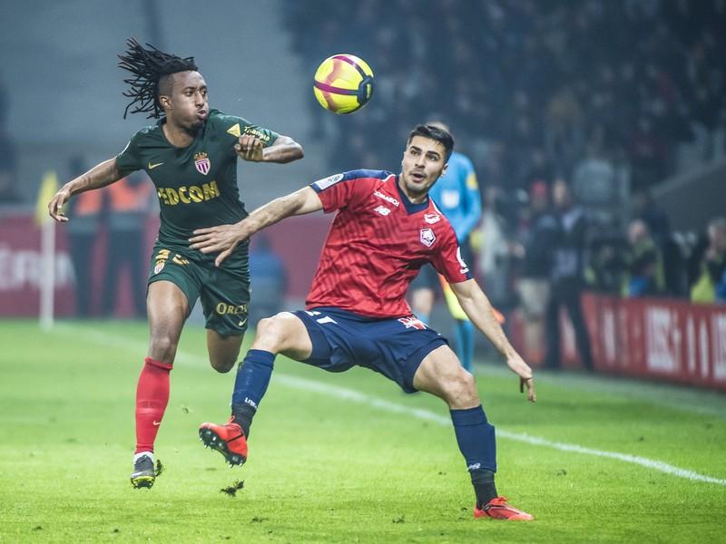Gelson Martins (vľavo) z AS Monaco