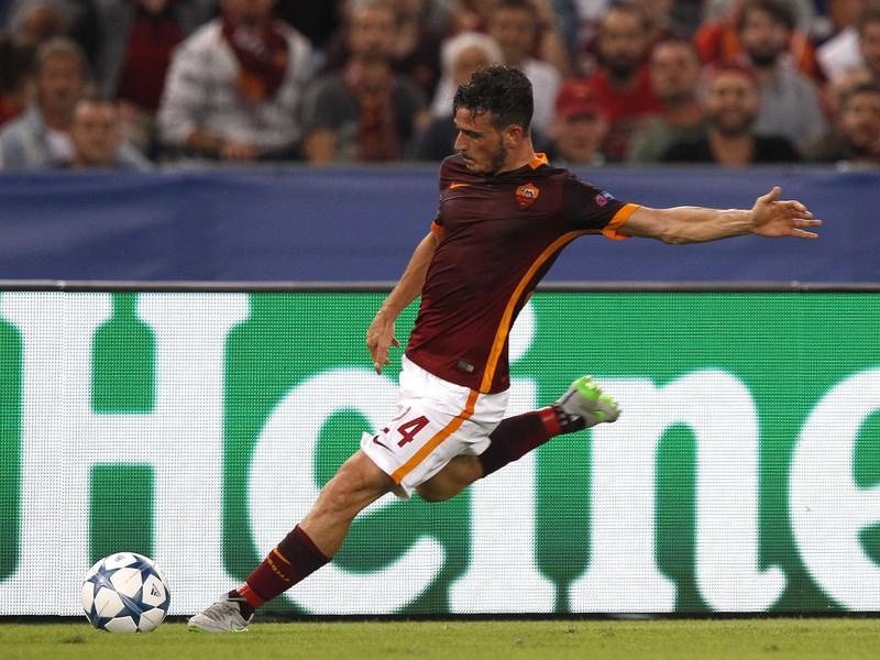 Alessandro Florenzi sa blysol krásnym gólom