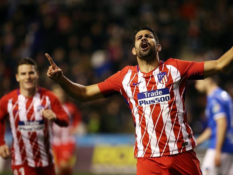 Diego Costa sa ihneď gólovo predviedol