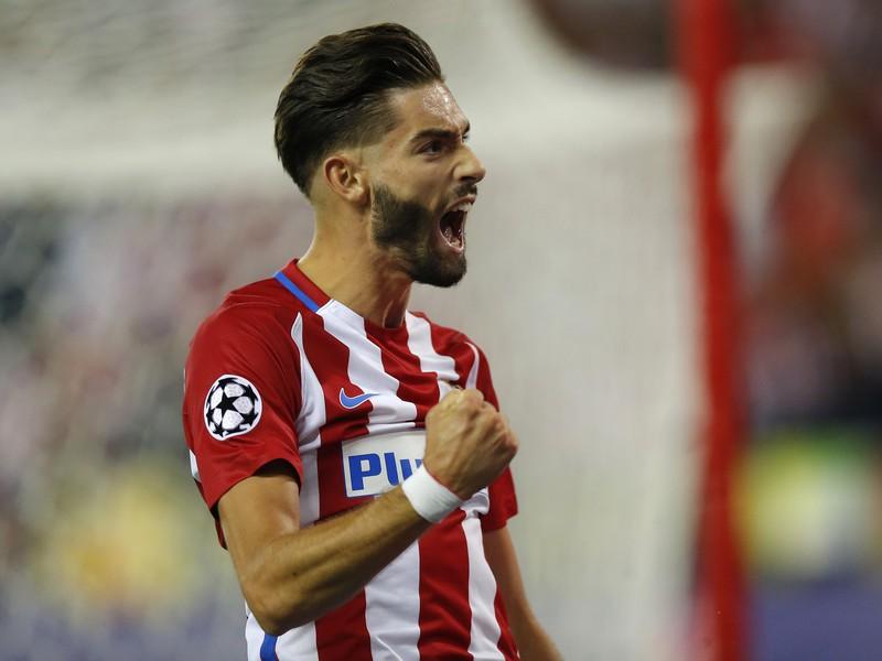Yannick Carrasco opúšťa madridské Atlético