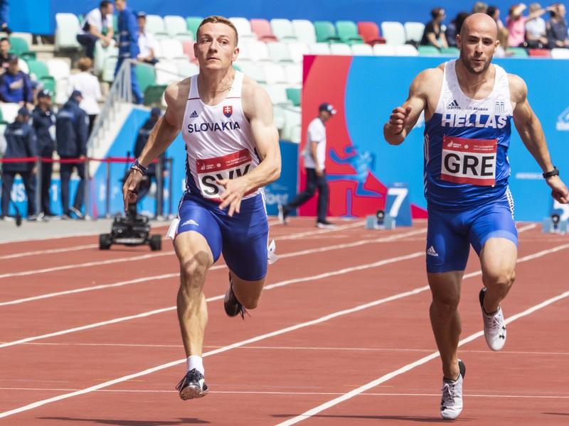 Ján Volko vybojoval pre Slovensko v Minsku prvú medailu