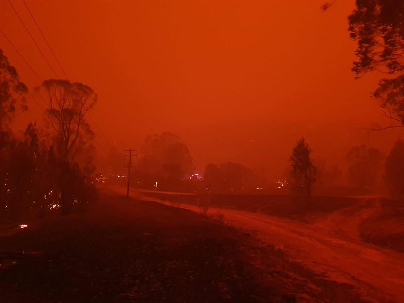 Požiare devastujú Austráliu