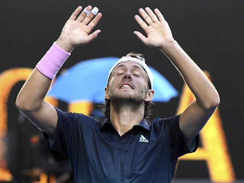 Lucas Pouille sa stal tretím semifinalistom Australian Open
