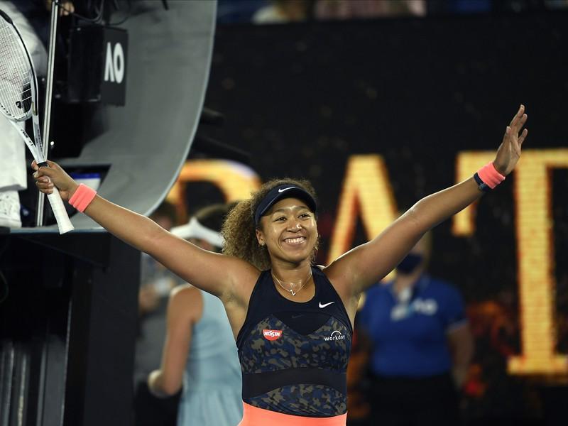 Víťazka Australian Open Naomi Osaková