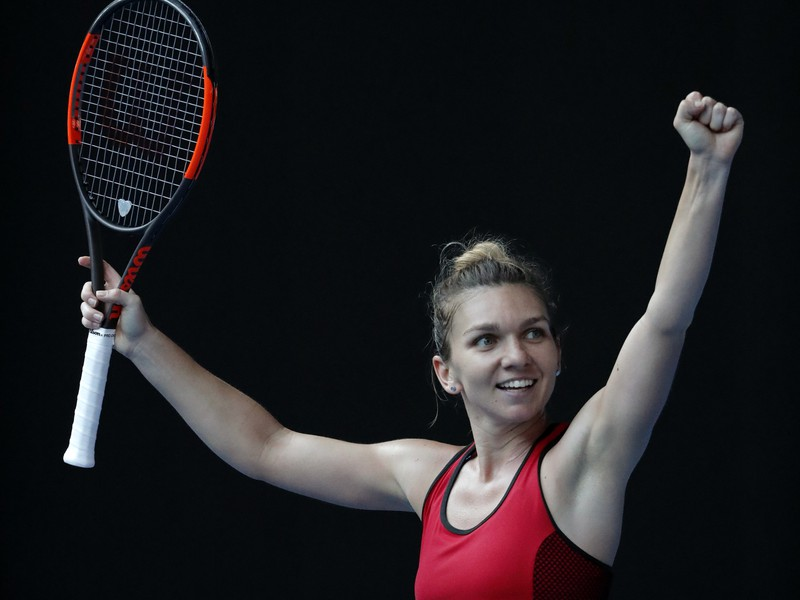 Simona Halepová postúpila do finále Australian Open