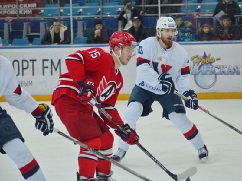 Avtomobilist Jekaterinburg - HC Slovan Bratislava
