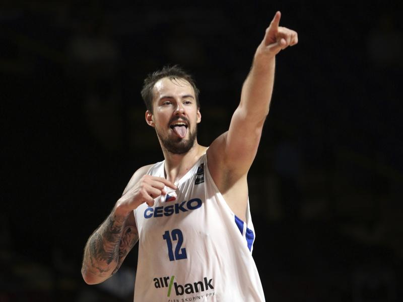 Českí basketbalisti postúpili na OH v Tokiu