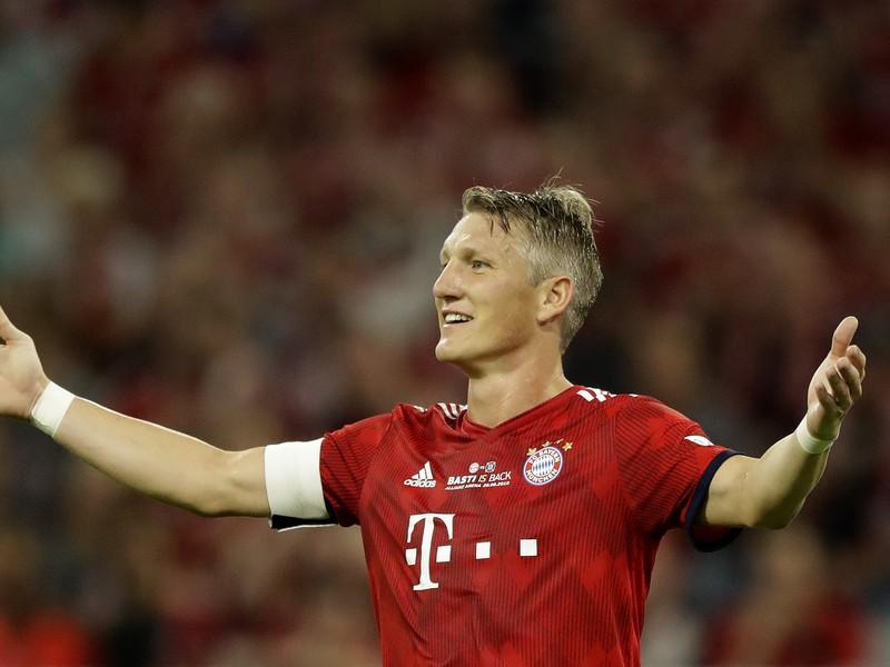 Rozlúčka Bastiho Schweinsteigera stála za to